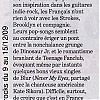(The) Silent Days : Great chronicle in les inrocks this morning !