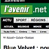 Blue Velvet : for the good answer > level II rock.